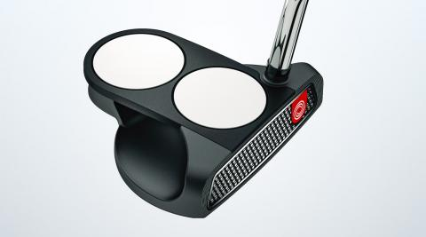 Odyssey O-Works 2-Ball putter.