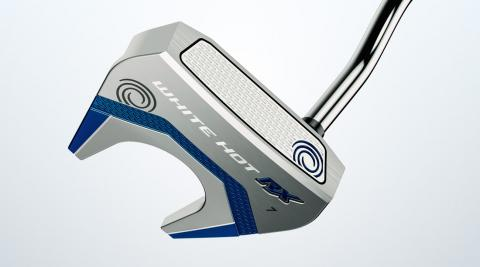 Odyssey White Hot RX #7 putter.