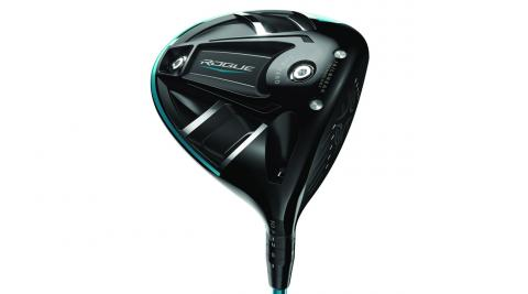 The new Callaway Rogue Sub Zero driver.