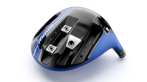 The new Mizuno GT180 driver.