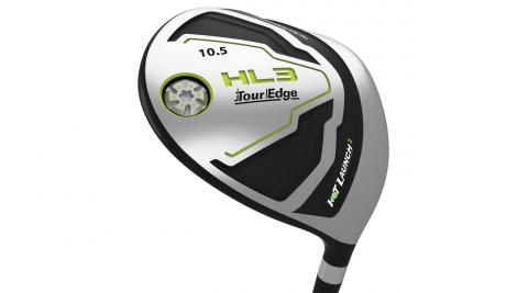 The new Tour Edge Hot Launch HL3 driver.