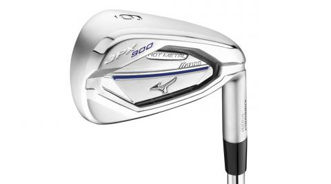 The new Mizuno JPX 900 Hot Metal irons.