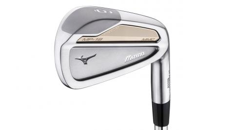 The new Mizuno MP-18 MMC iron.