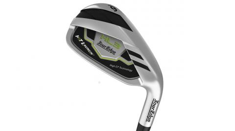 The new Tour Edge Hot Launch HL3 iron.