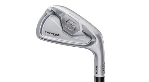 The new Bridgestone TourB X-CB iron.