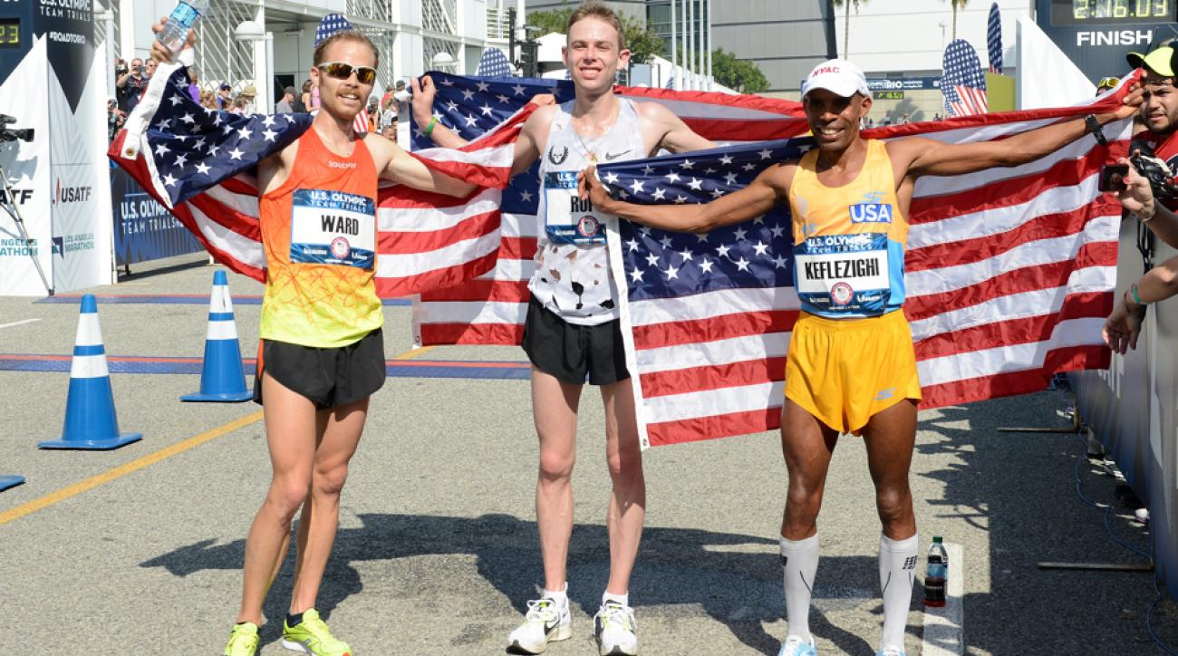 Galen Rupp, Meb Keflezighi, headline U.S. Olympic marathon ...