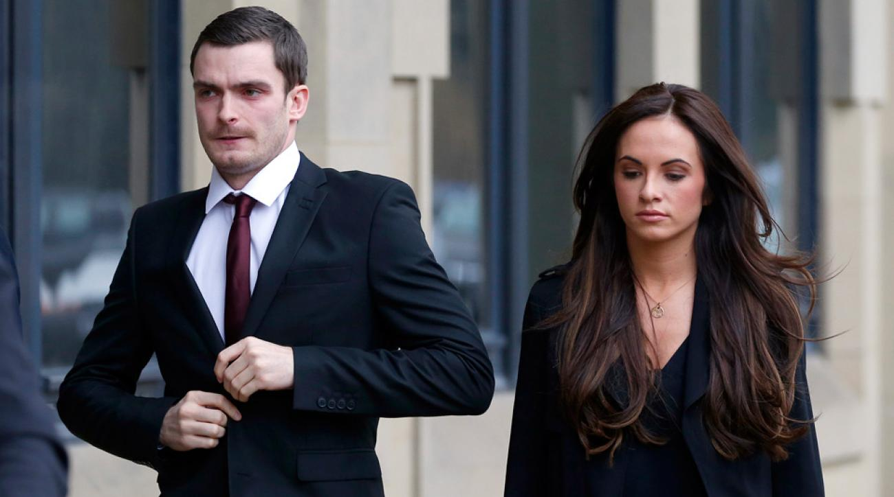 Adam Johnson has pleaded guilty to sexual acts with an underage girl