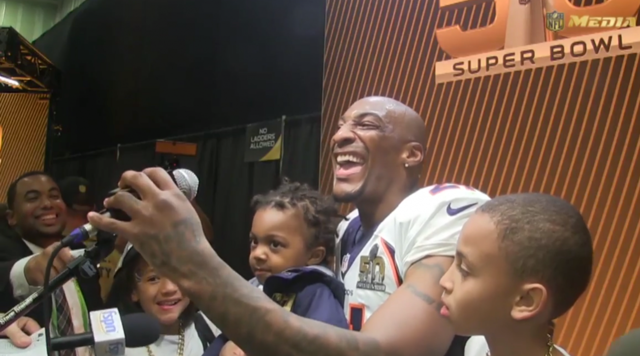 aqib talib daughter press conference