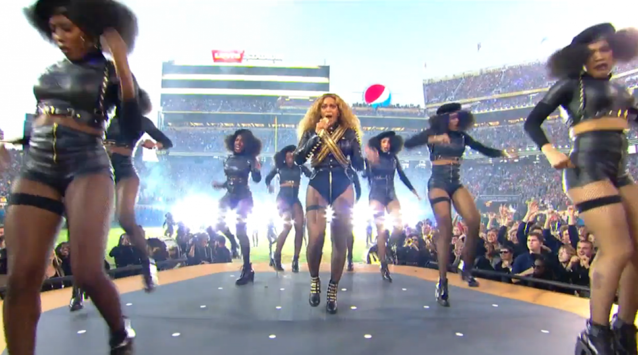 beyonce bruno mars dance off superbowl halftime