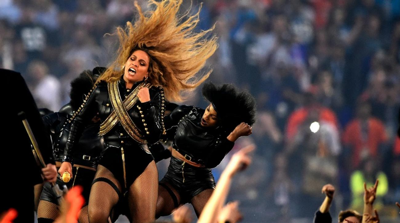 Beyonce Super Bowl protest did not have any protestors