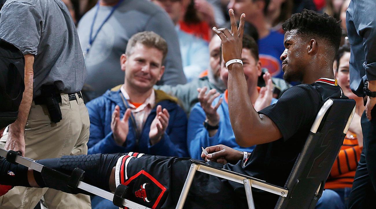 Chicago Bulls Jimmy Butler