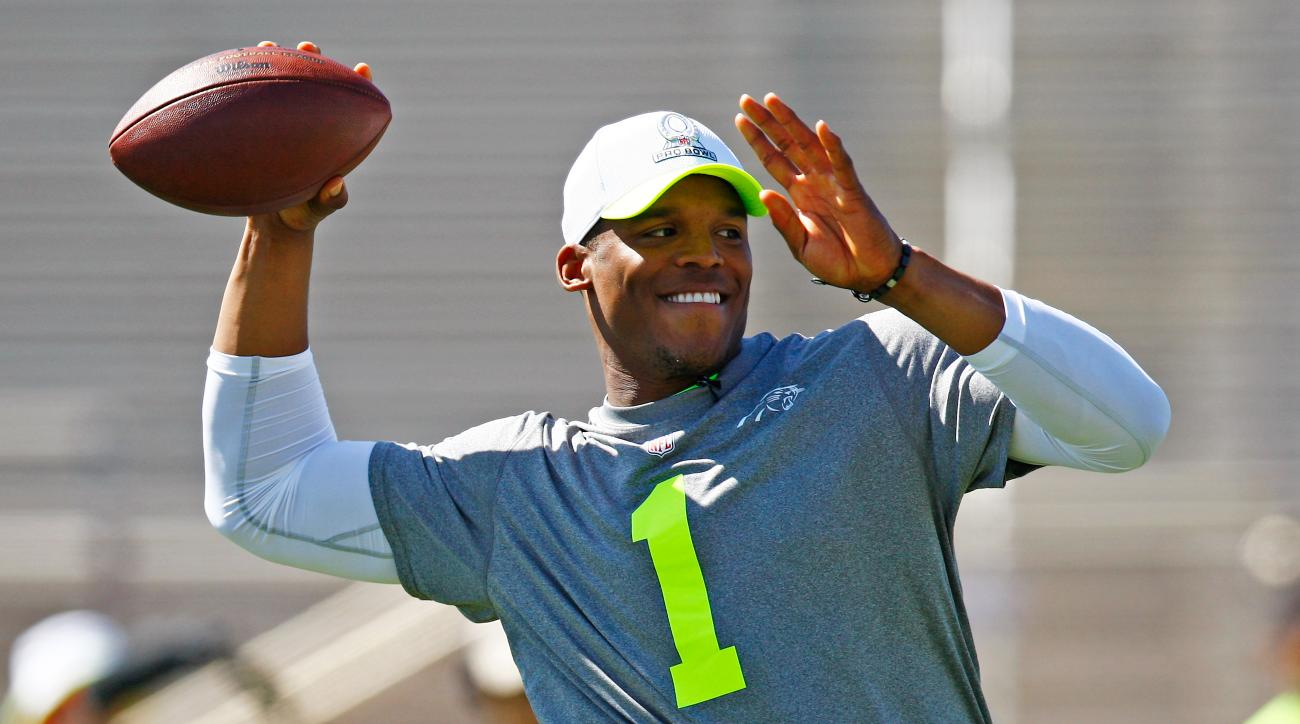 cam-newton-high-school-highlights-panthers