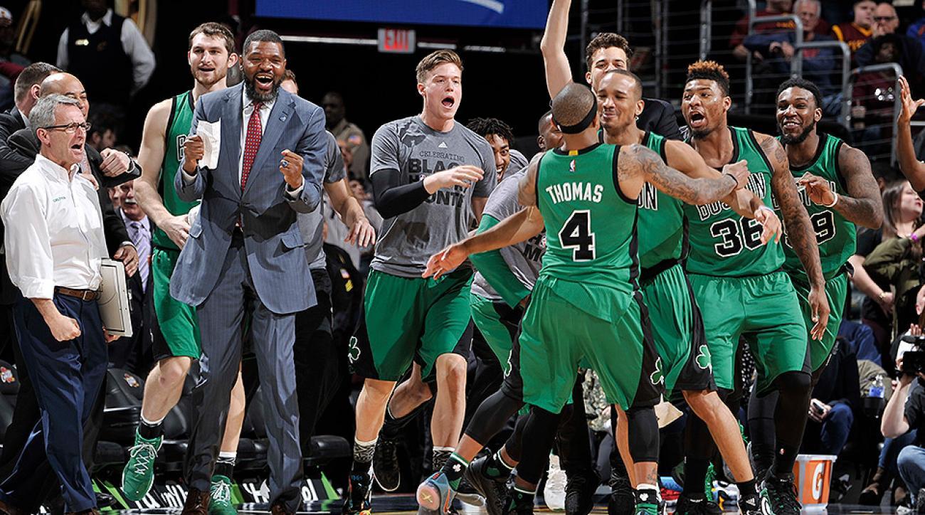 Boston Celtics Avery Bradley
