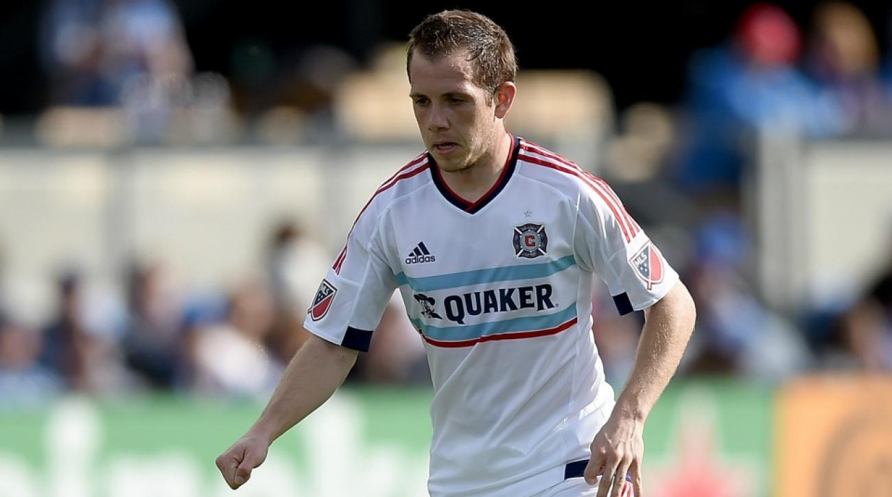 Chicago Fire trade Harry Ship To Montreal Impact