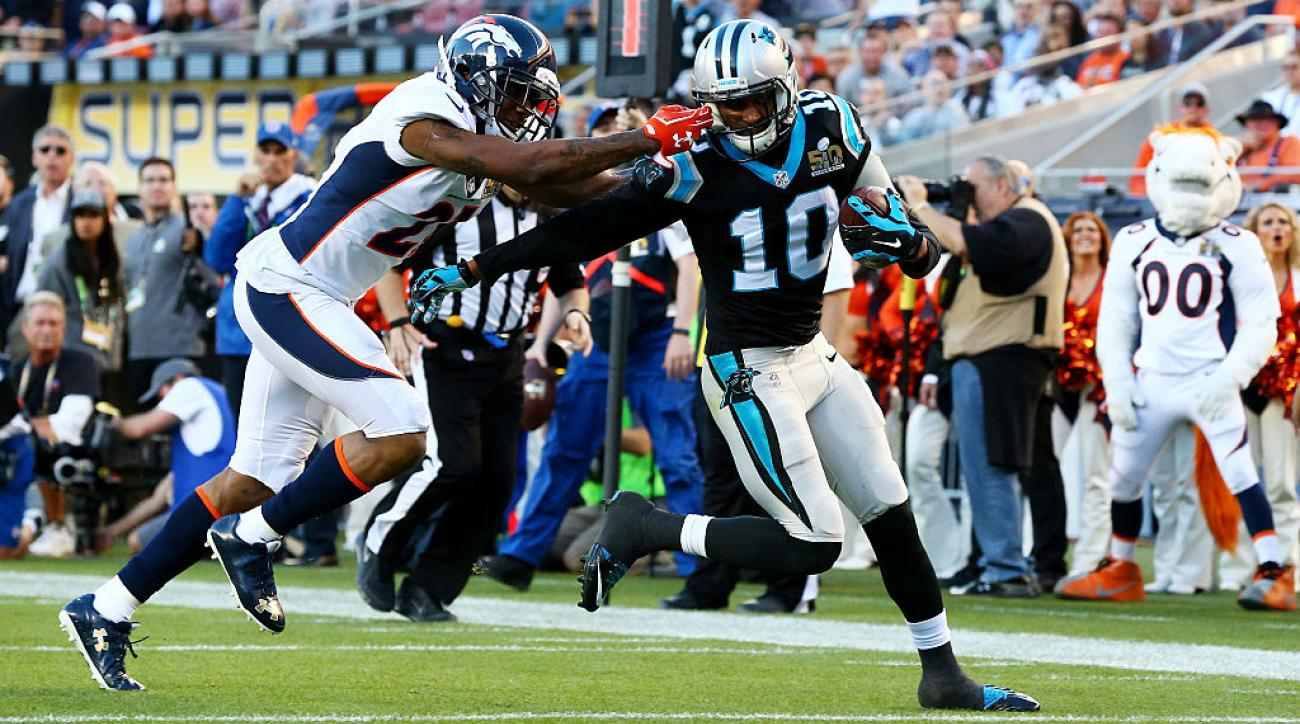 corey brown panthers super bowl catch