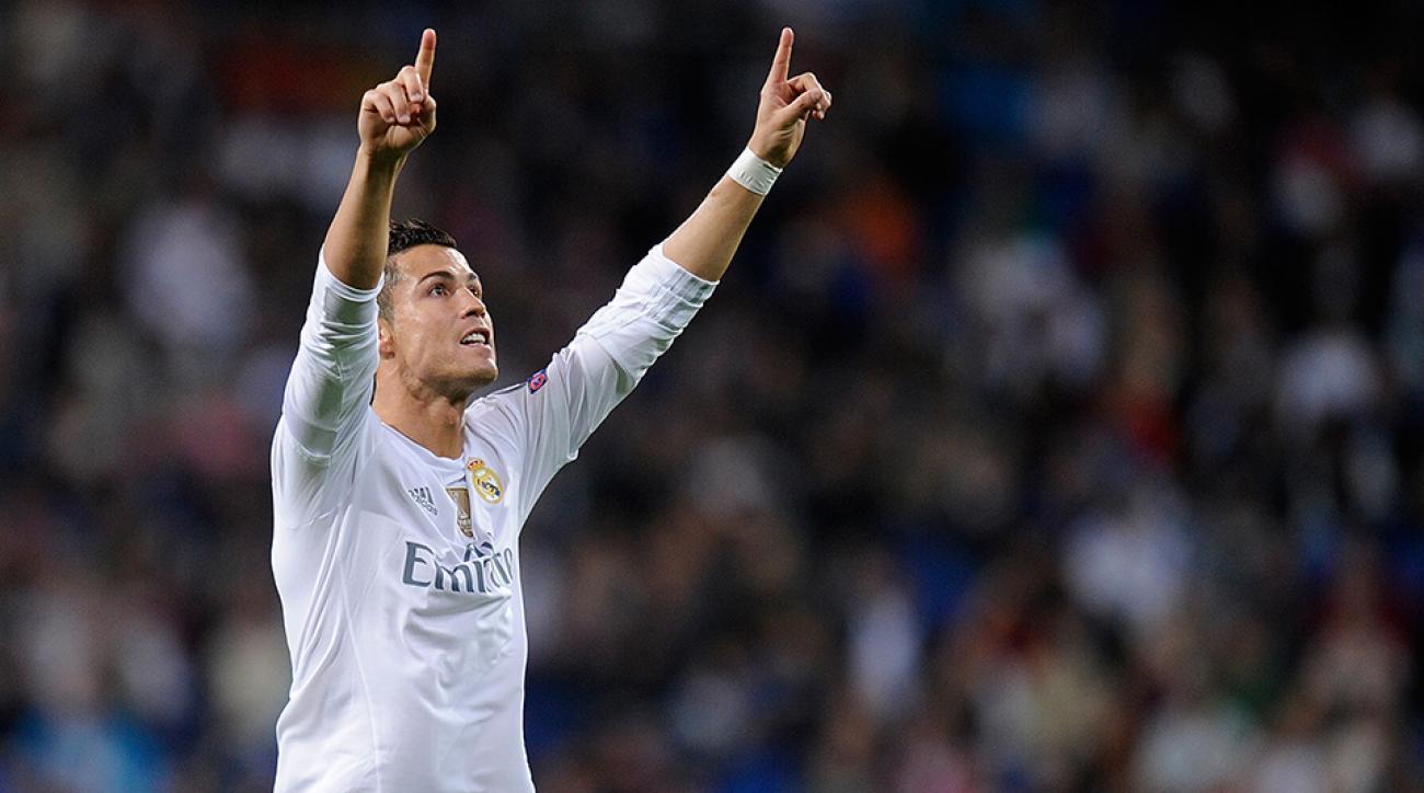 cristiano ronaldo real madrid best goals video