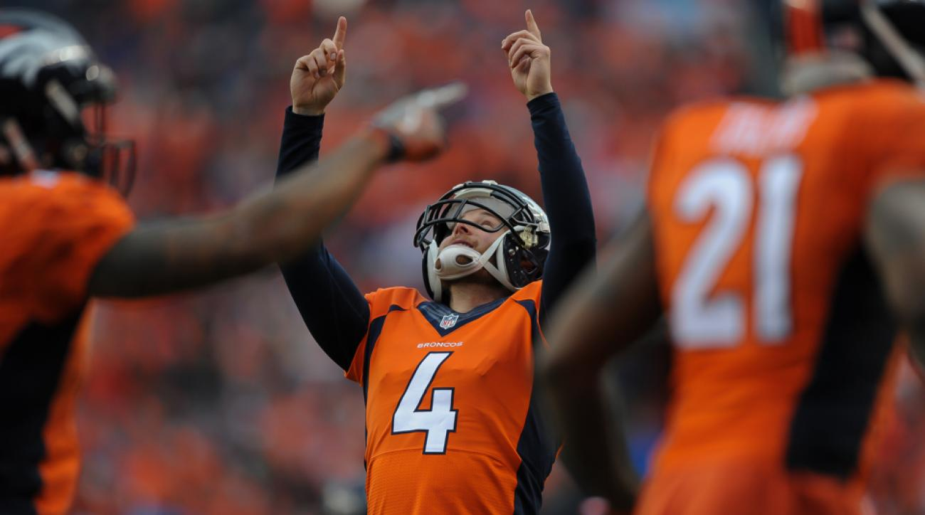 denver broncos punter buys baby daughter super bowl ticket