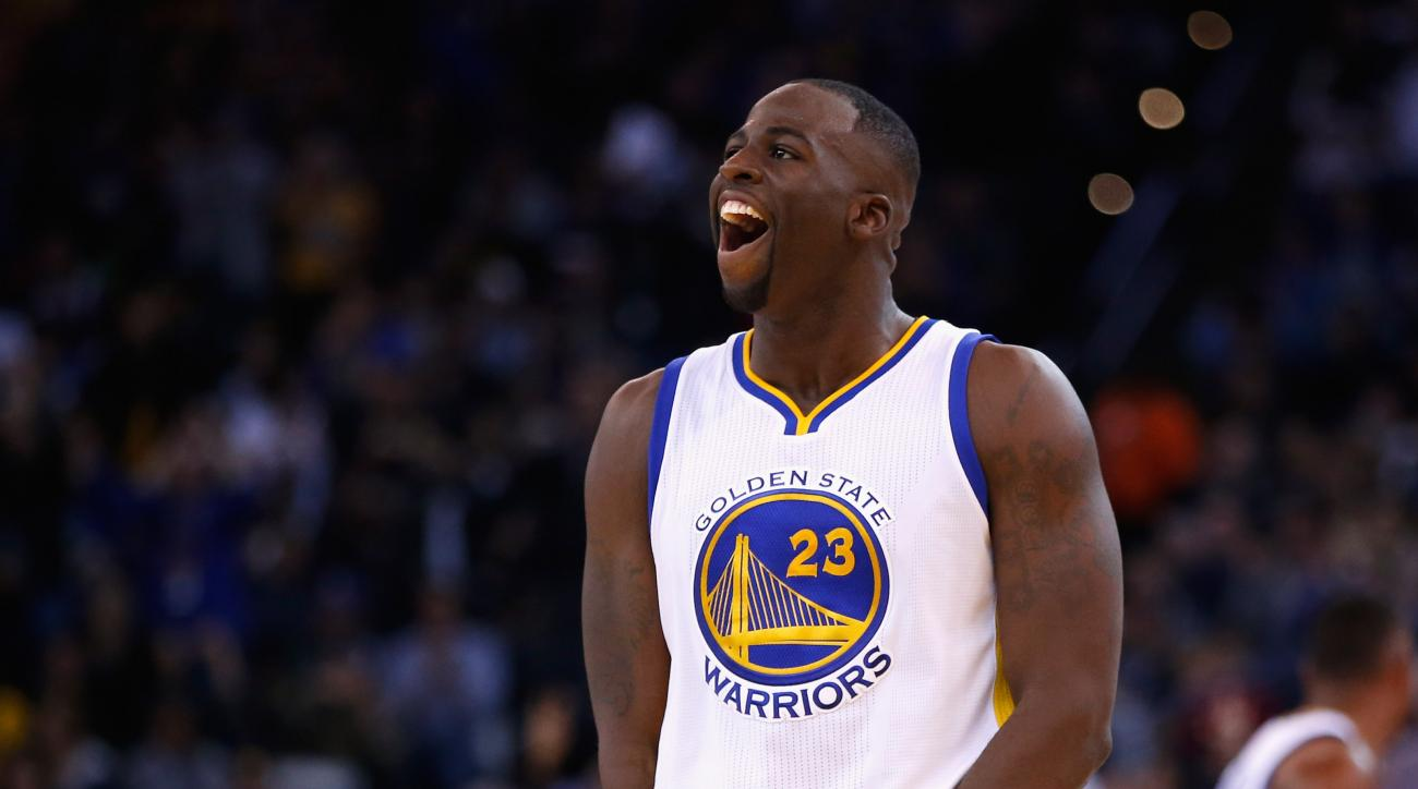 Draymond Green gets ref to admit he's wrong