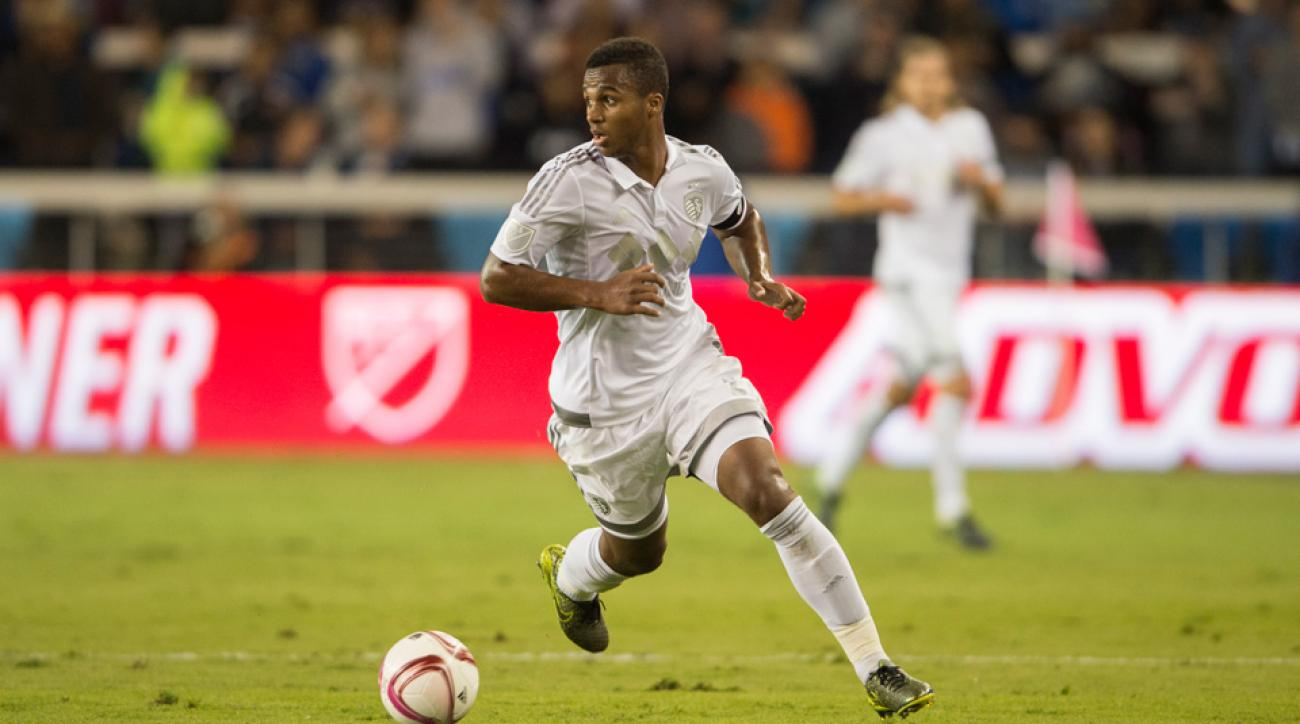 Erik Palmer-Brown heads to FC Porto on loan from Sporting Kansas City