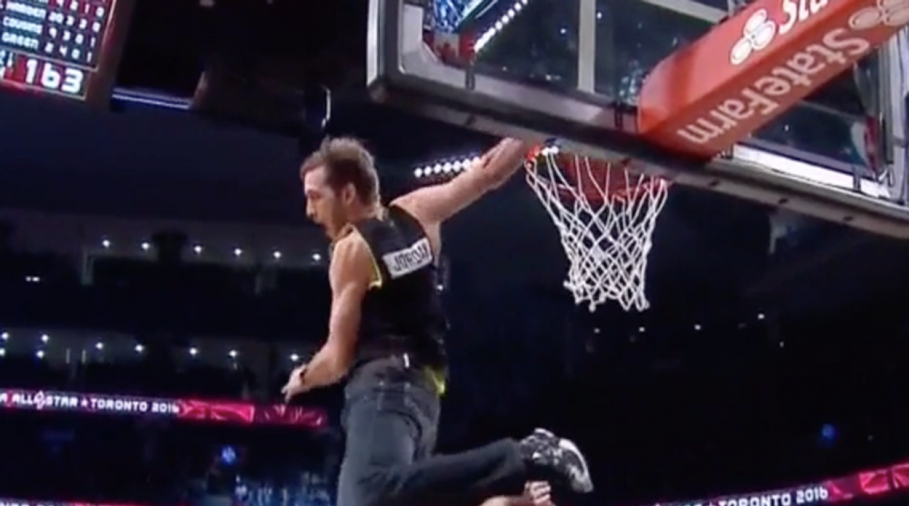 fan dunk all star game