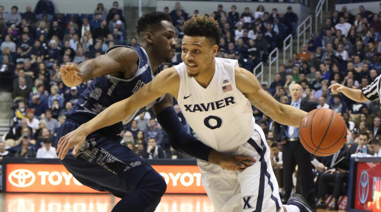 Georgetown defeats No. 5 Xavier