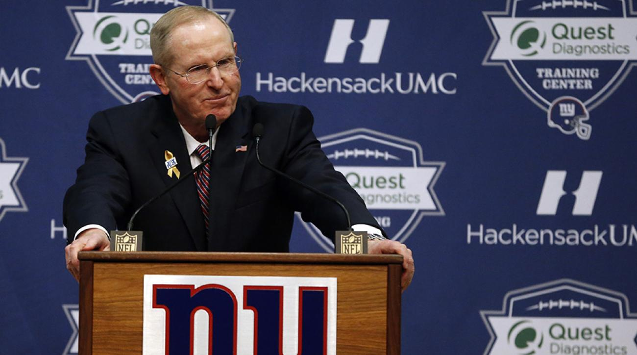 giants owner tom coughlin coach consultant job