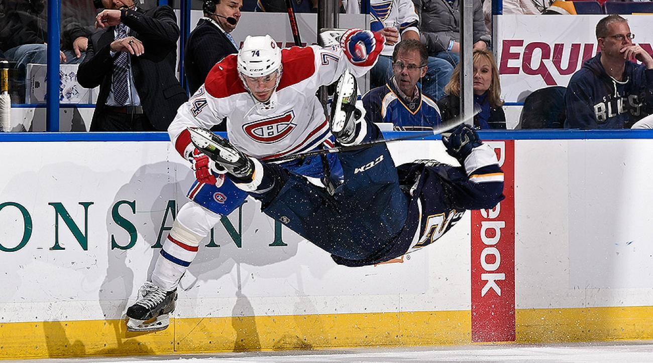 Montreal Canadiens Alexei Emelin