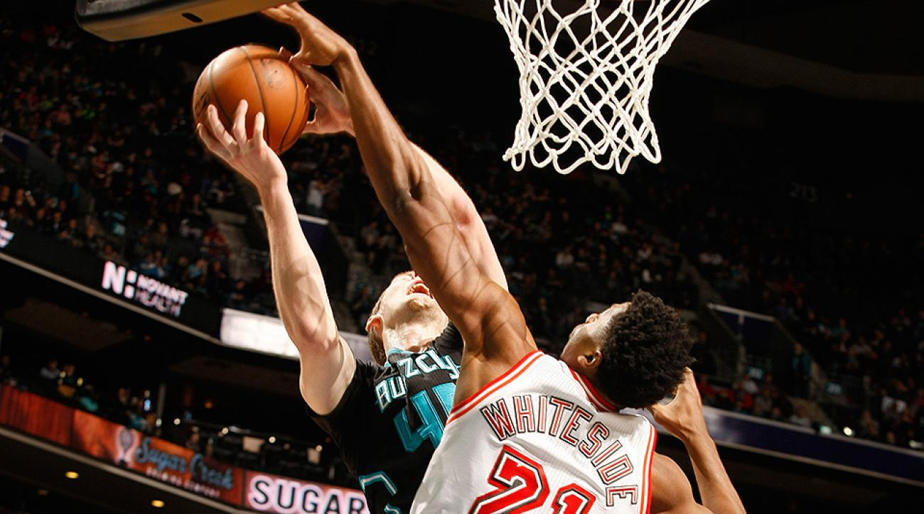 Miami Heat Hassan Whiteside