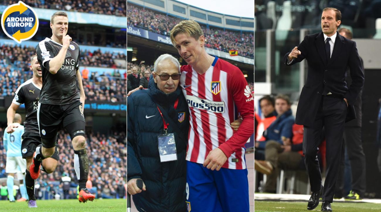 Robert Huth, Fernando Torres and Maxi Allegri all are making headlines around Europe.
