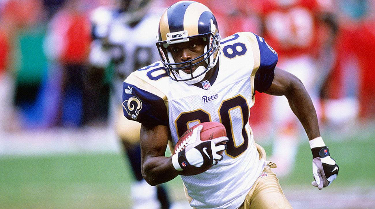 Rams great Isaac Bruce talks relocation to Los Angeles