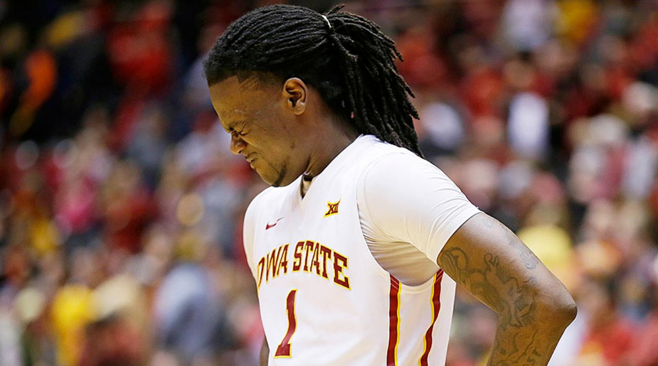 Jameel McKay Iowa State suspended