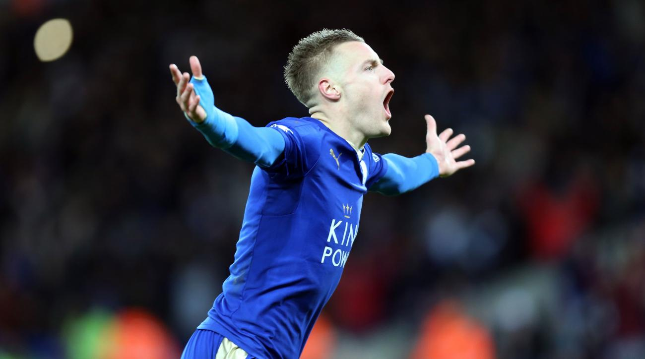jamie vardy leicester city new contract