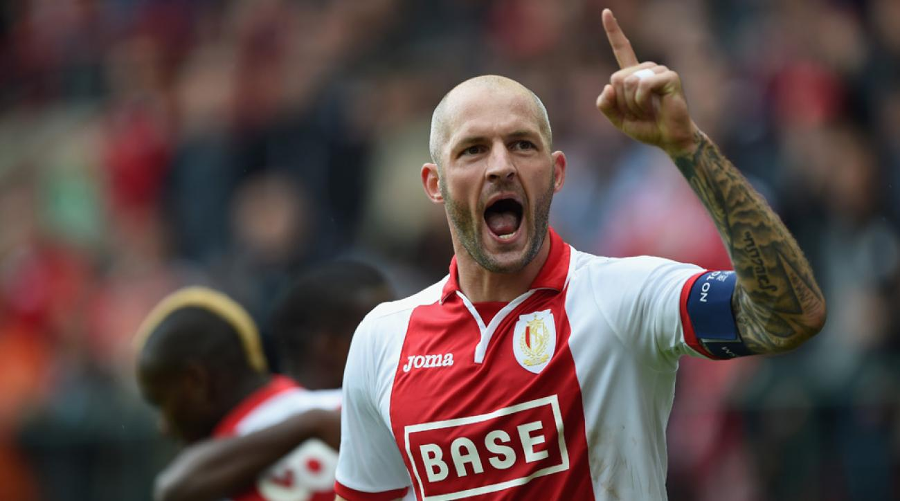 Jelle Van Damme has signed with the LA Galaxy