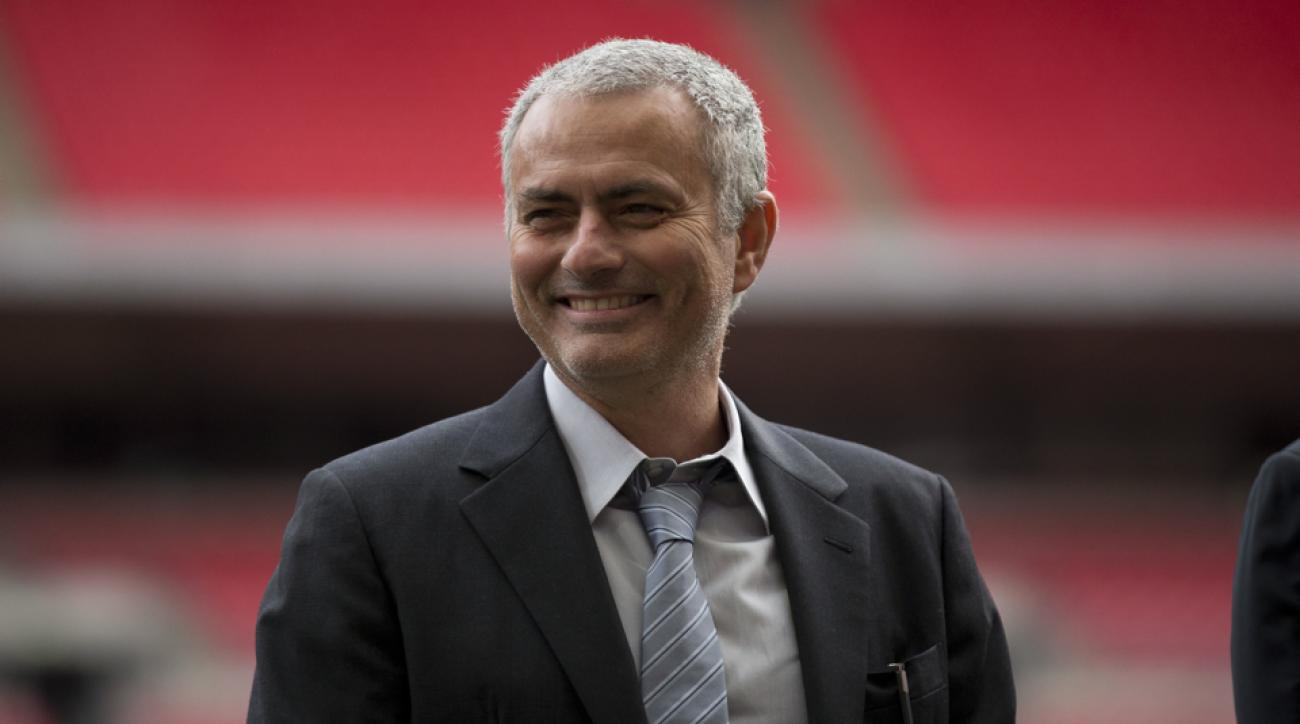 jose mourinho manchester united talks premier league