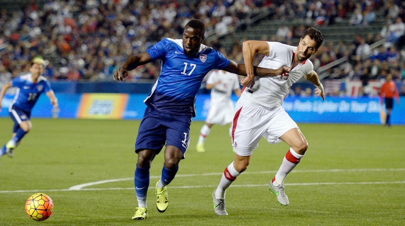 Jozy Altidore is seeking a big 2016 for the USA and Toronto FC