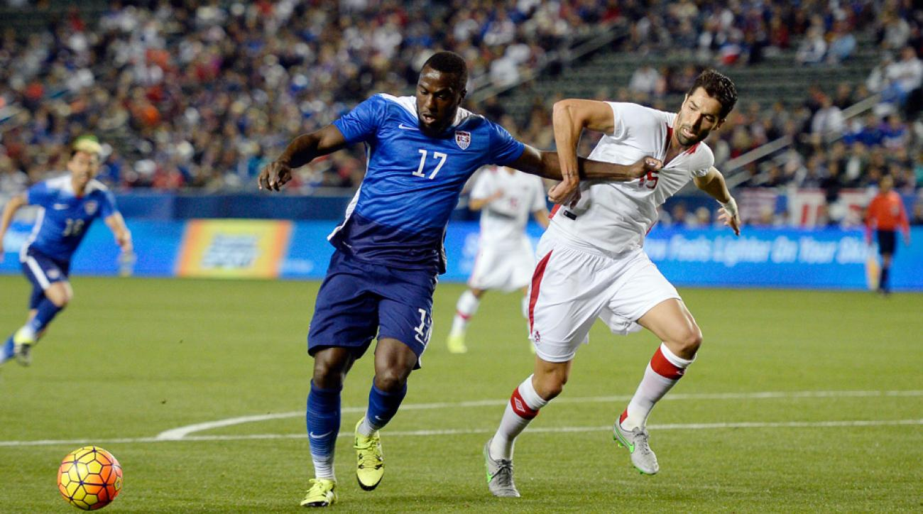 Jozy Altidore's late winner gave the USA a 1-0 result vs. Canada