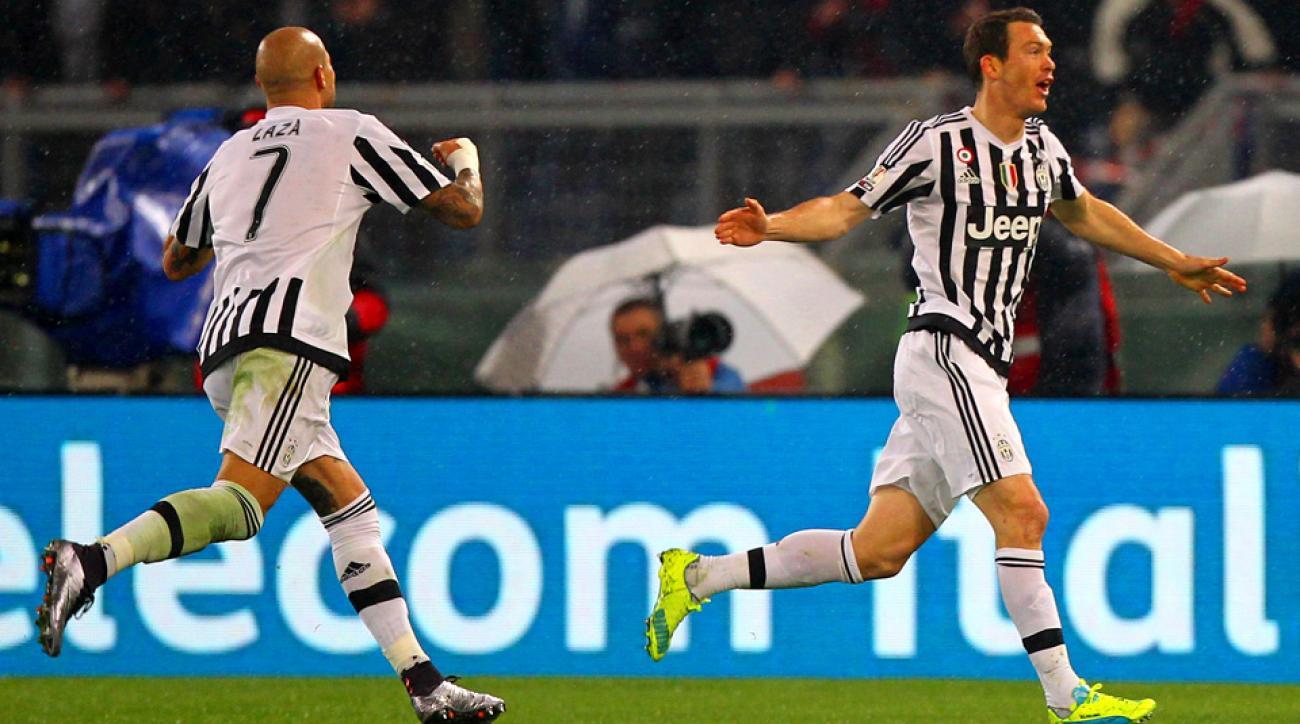 Juventus beats Lazio in the Italian Cup quarterfinals