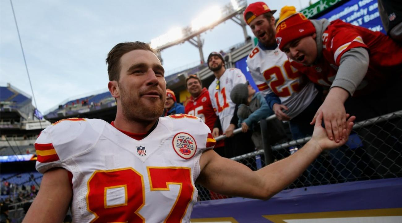 Kansas City Chiefs' Travis Kelce getting a dating reality show