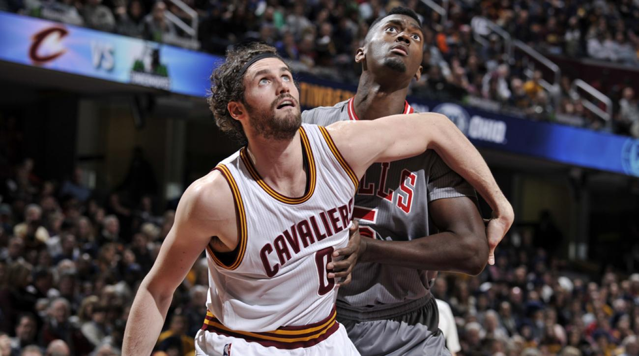 kevin love cleveland cavaliers trade rumors general manager david griffin