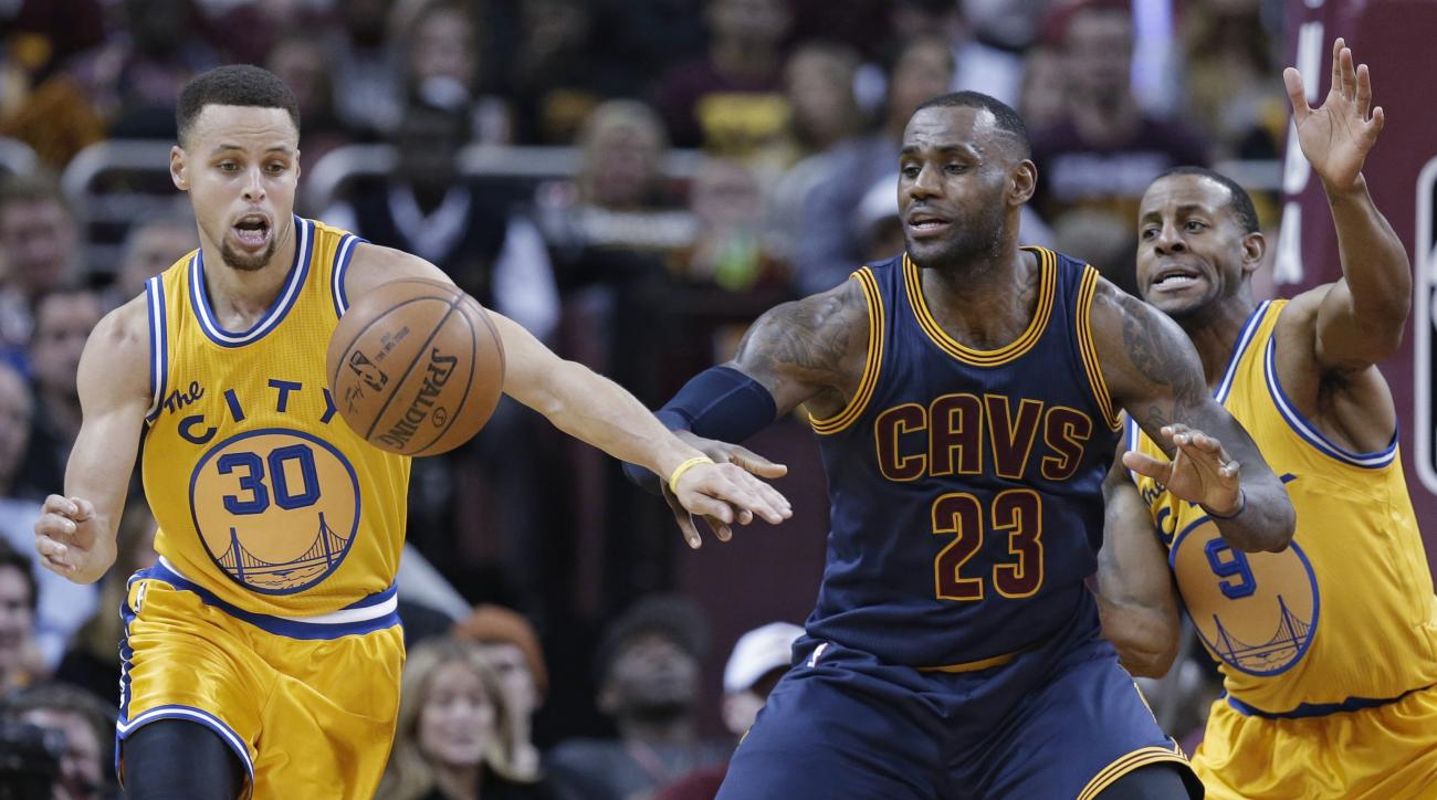 lebron james stephen curry vine cavaliers warriors
