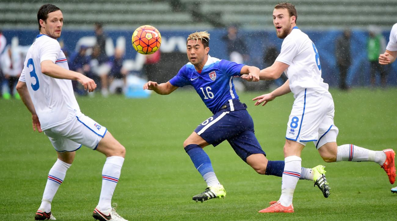 Lee Nguyen has been a standout performer for the U.S. at January camp