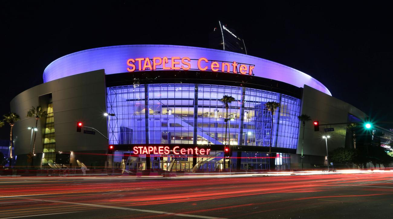 los angeles nba all star game 2018