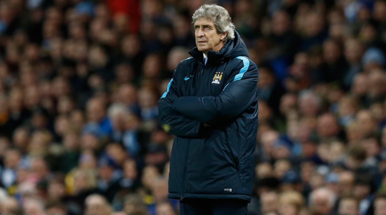 Manuel Pellegrini will leave Manchester City after this season