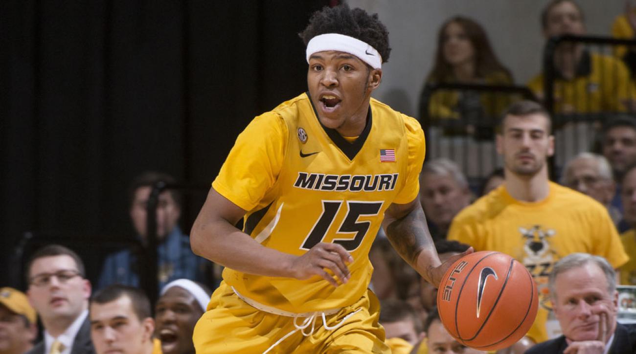 missouri tigers wes clark dismissed from program academic reasons