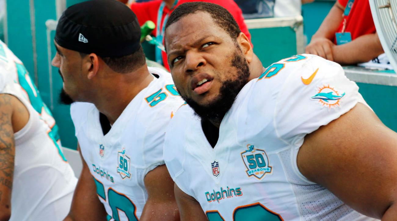 Ndamukong Suh Adam Gase dolphins comments