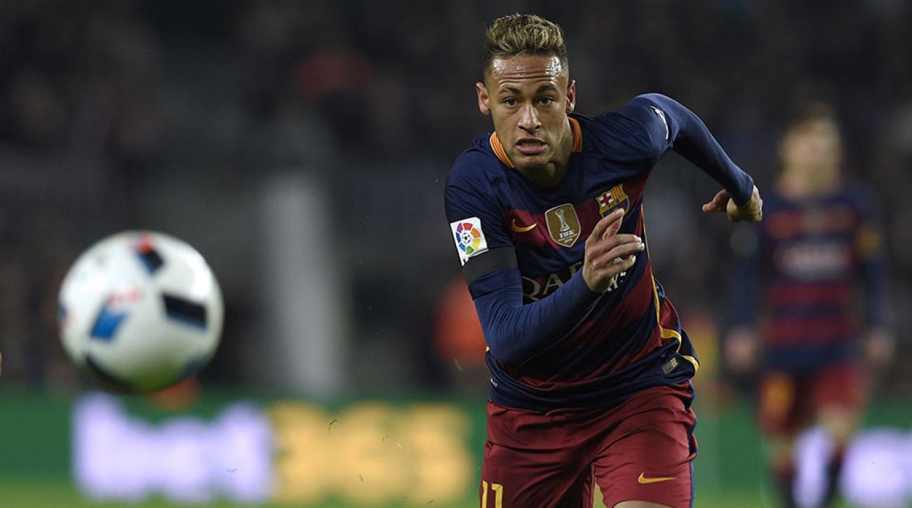 neymar barcelona brazil assets frozen taxes