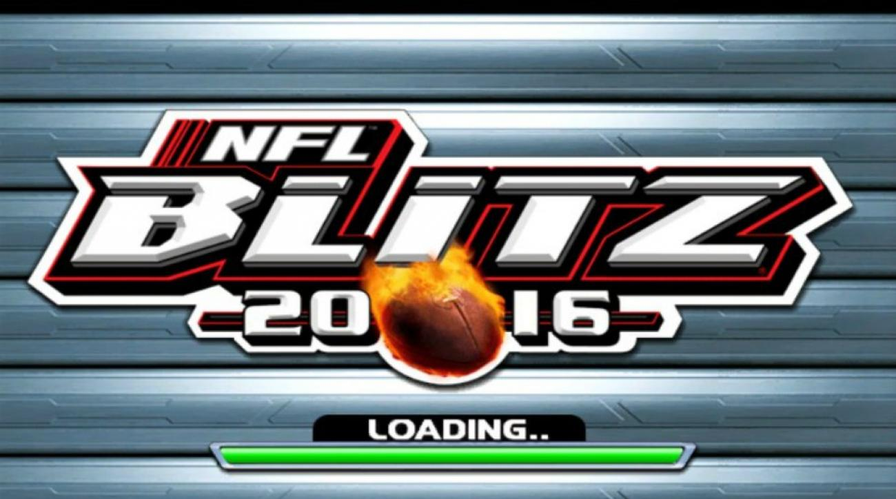 NFL Blitz has been updated for 2015 rosters