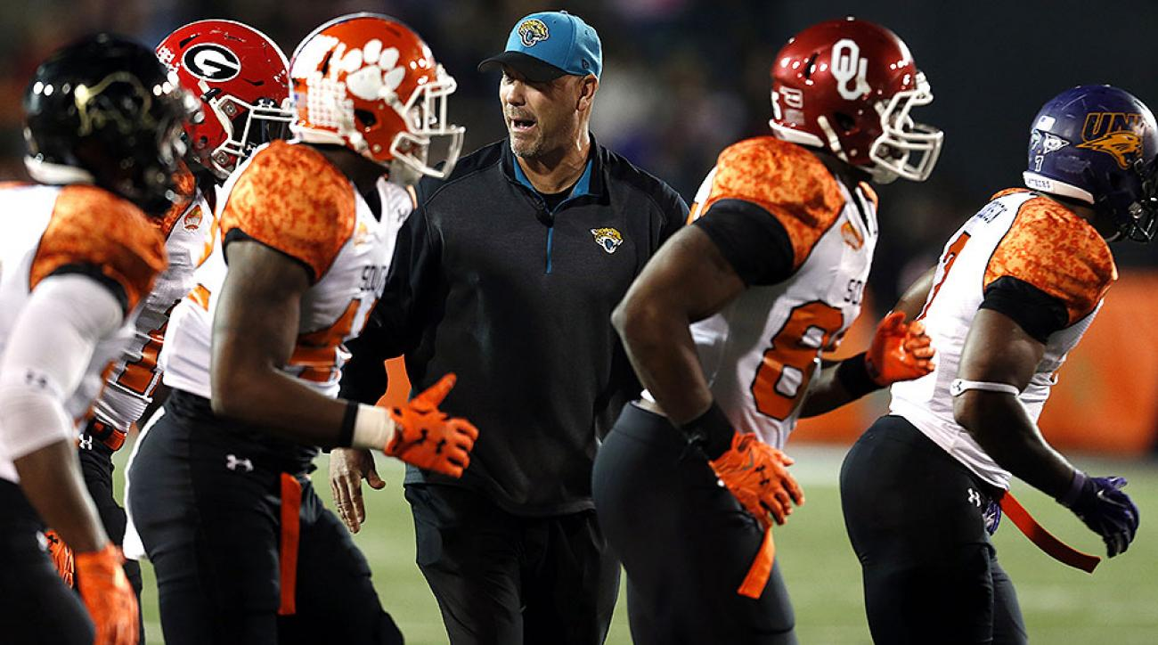 NFL draft podcast: 2016 Senior Bowl preview and the Jaguars' draft strategy