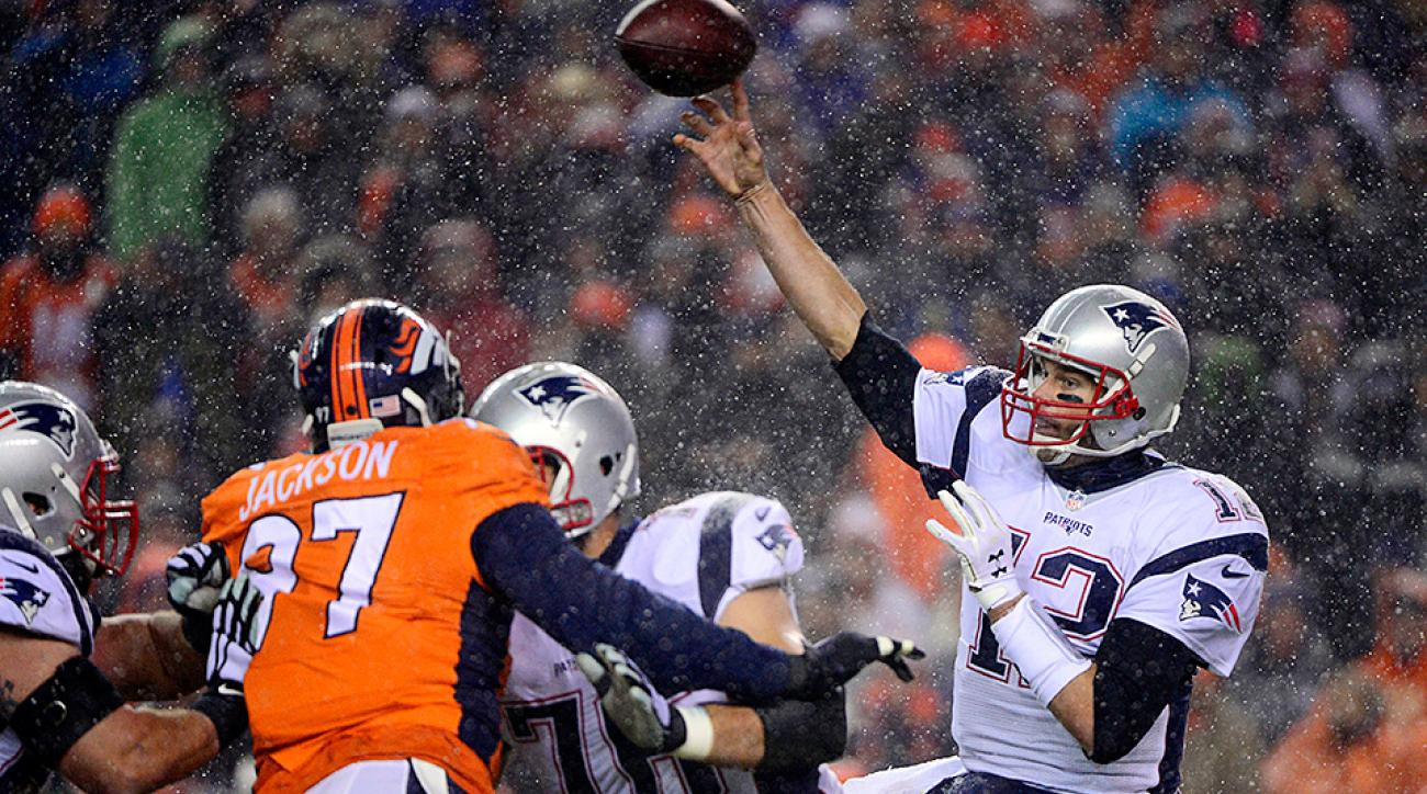 Brady-Manning matchup will mean big ratings for NFL, CBS.