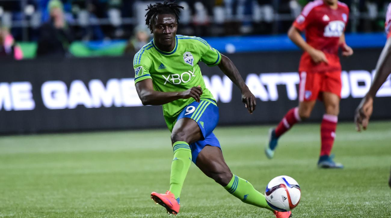 obafemi martins seattle sounders letter